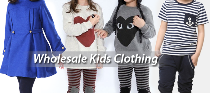 Wholesale Kids Clothing Supplier