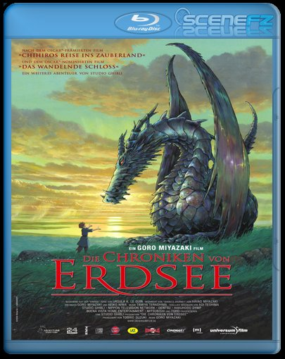     Tales from Earthsea 2006  