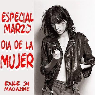 Especial Marzo Exile SH Magazine 50 discos de mujeres