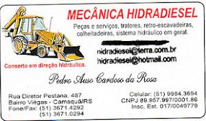 Mecânica Hidradiesel.