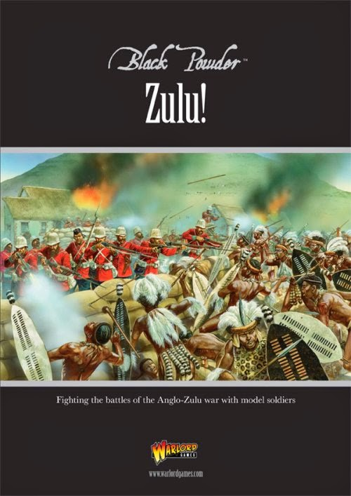 Black Powder supplement, covering the Anglo-Zulu War of 1879