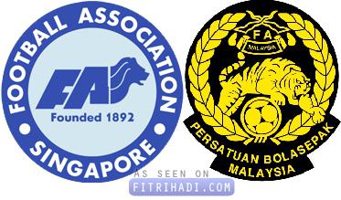video gol keputusan malaysia vs singapore 25 november piala aff suzuki