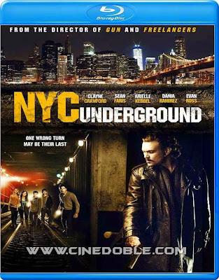 n y c underground 2013 1080p espanol subtitulado N.Y.C. Underground (2013) 1080p Español Subtitulado