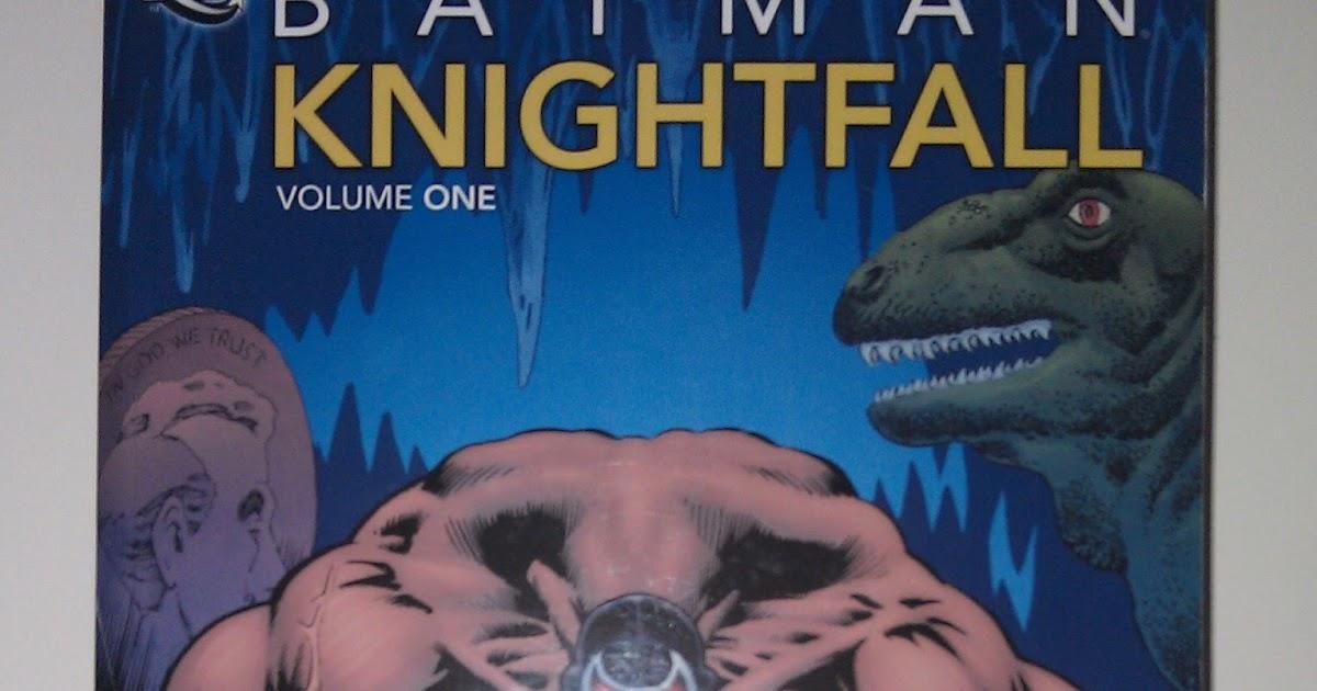 batman knightfall vol 1 pdf