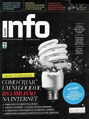 lancamentos Download   Revista Info Exame   Edição 307 Setembro 2011