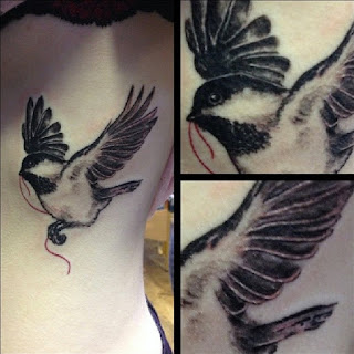 Chickadee Tattoo