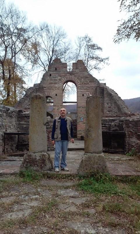 Bela Tukadruz у  Куршумлији