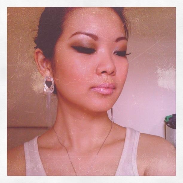 mac club eyeshadow dupe emilys anthology a malaysian