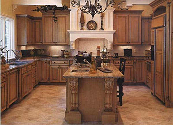 Old world kitchen ideas the kitchen design for Old kitchen ideas