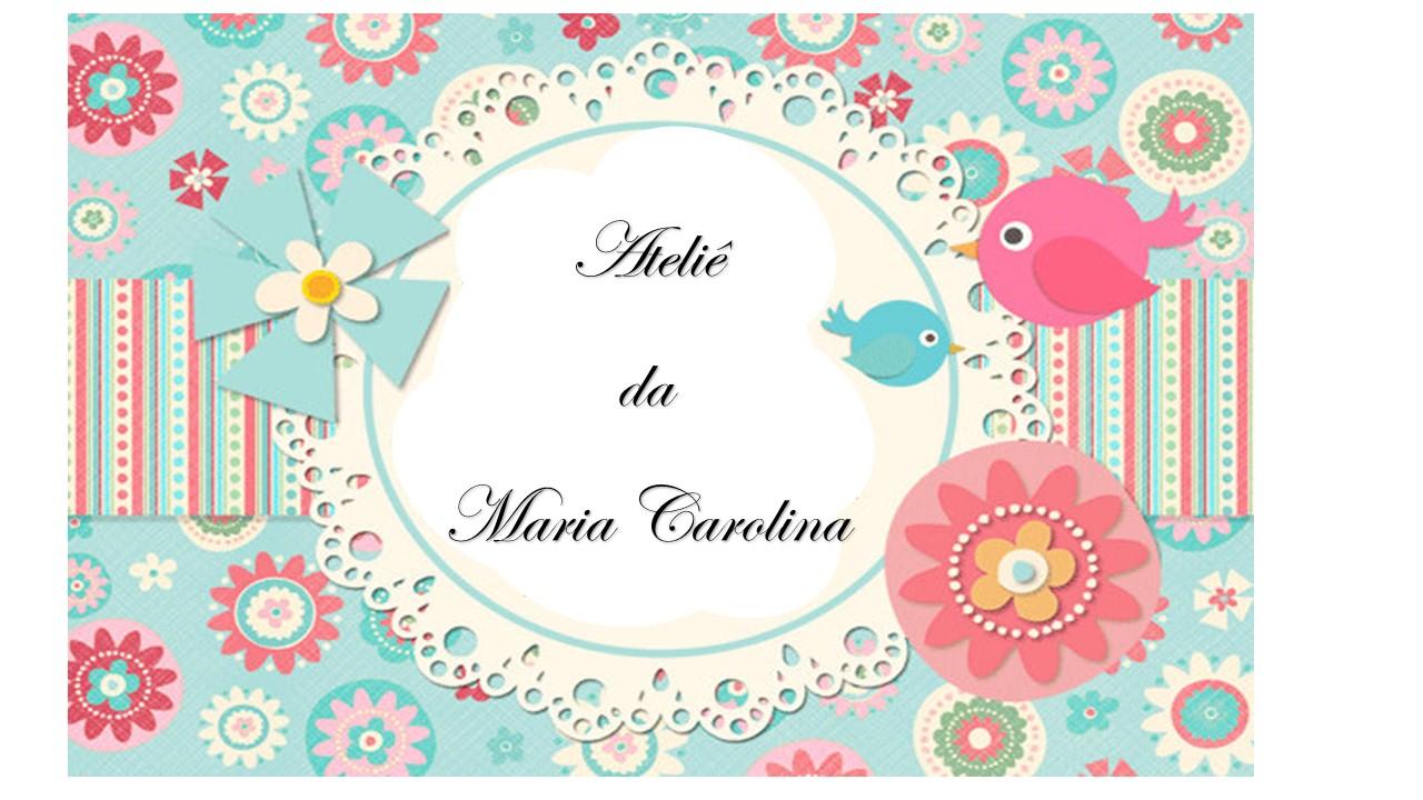 Ateliê Carolina Rosa