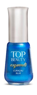 Coleção Esmalte Top Beauty Esquenta
