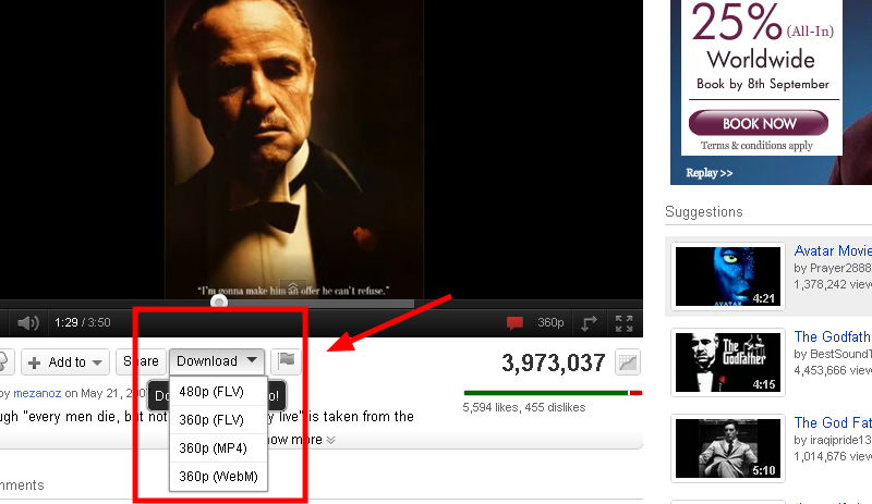 Google chrome ile youtubedan video indirme - repeatnet-1pl - twoje utwory w p119tli
