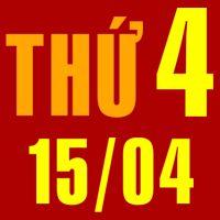 Tử vi 15/4/2015 Thứ Tư - 12 Con Giáp hôm nay