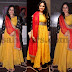 Mana Shetty Long Salwar