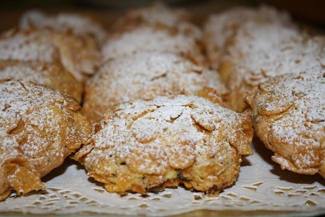 ricetta rose del deserto biscotti