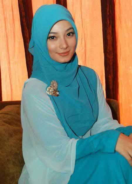 Inspirasi Hijab ala Asmiranda