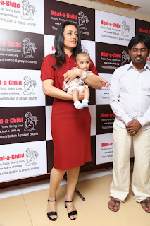 Namrata Shirodkar Pictures in Short Dress at Heal a Child Foundation Press Meet ~ Bollywood and South Indian Cinema Actress Exclusive Picture Galleries