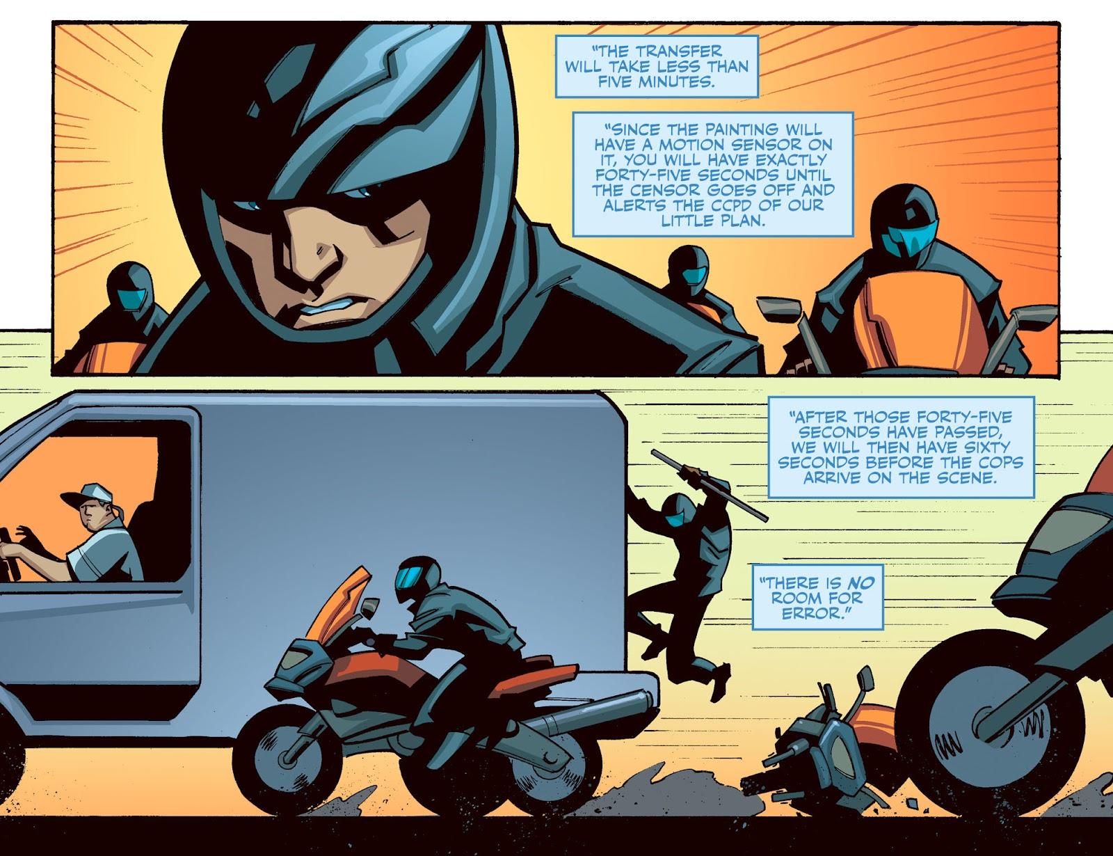 The Flash: Season Zero [I] Issue #21 #21 - English 8