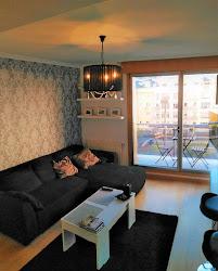 Piso de dos dormitorios en venta en Antonio Ríos, terraza, garaje. 145.000€