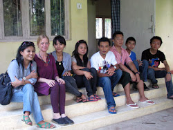 The gang from the Nagaland Institute of IT and Multimedia in Dimapur