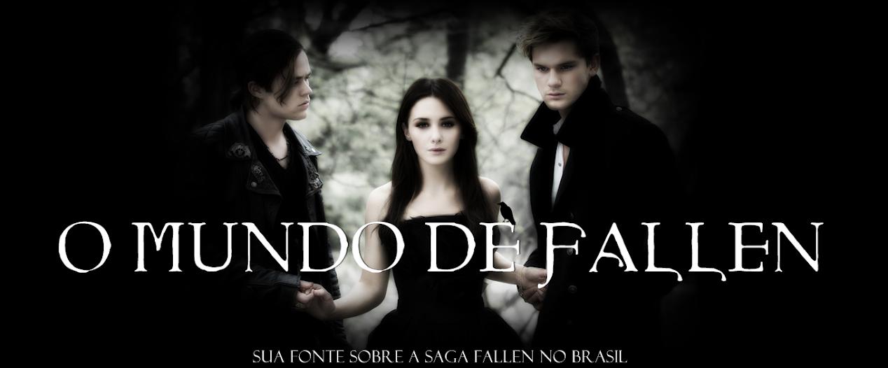 O Mundo De Fallen - Sua melhor fonte sobre a saga Fallen no Brasil
