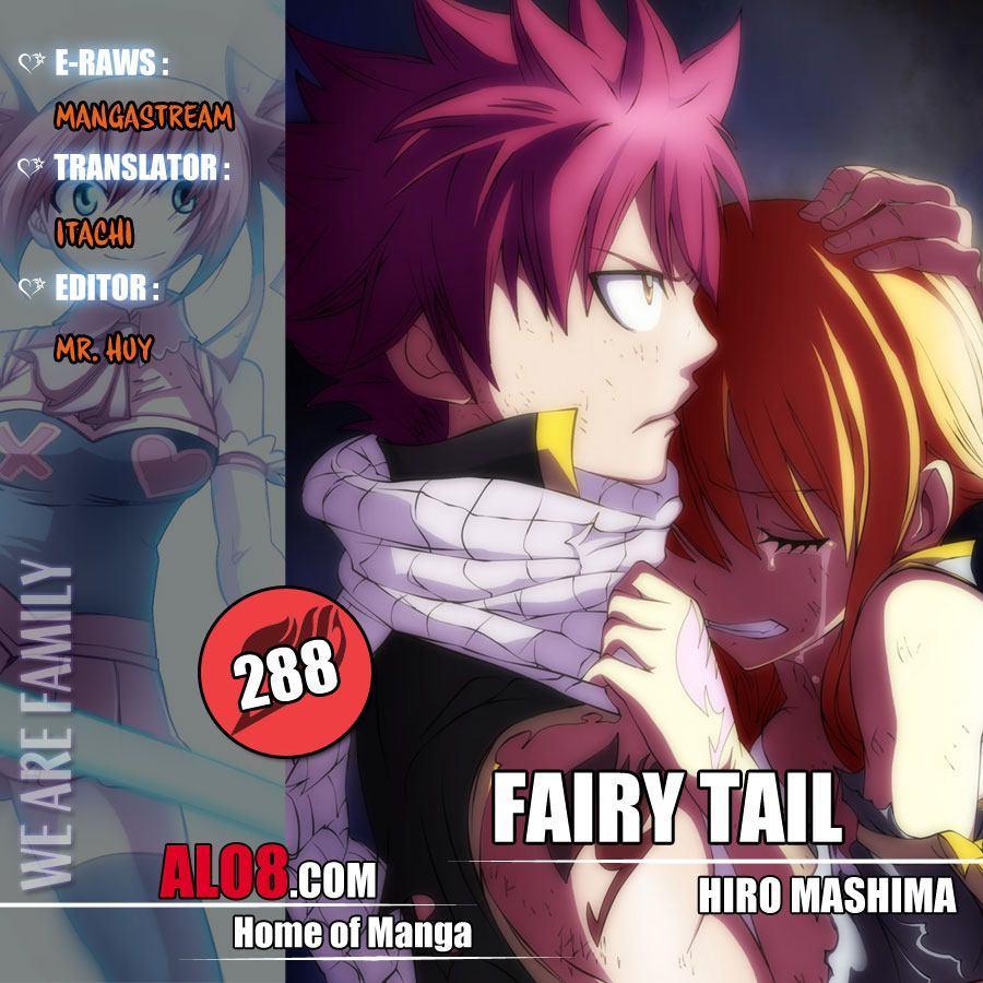 Fairy Tail chap 288 page 1 - IZTruyenTranh.com