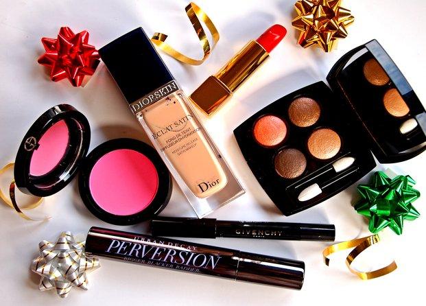 Maquillaje de Navidad 2015