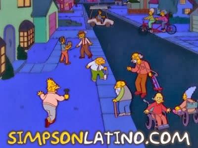 Los Simpson 10x11