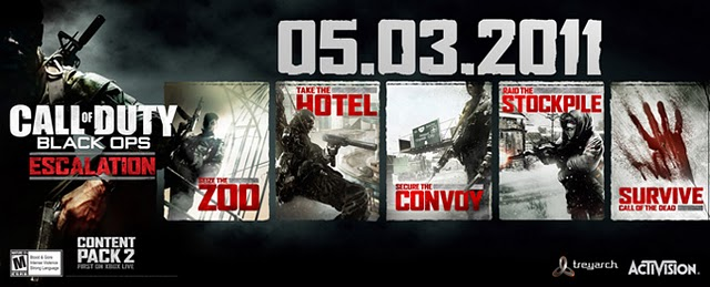 call of duty black ops escalation pictures. Call of Duty Black Ops