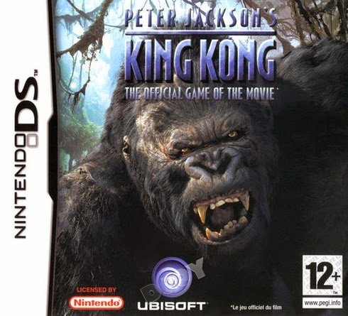 Peter Jackson's King Kong – The Official Game of the Movie (Español) (Nintendo DS)