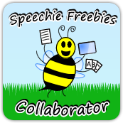 Proud to be Speechie Freebie Collaborators!