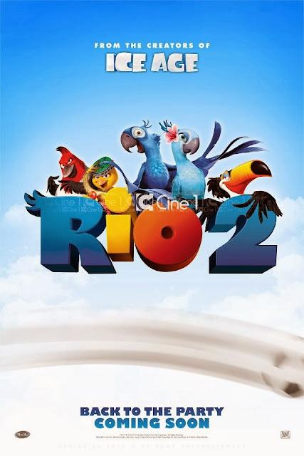 Rio 2 Vẹt Đuôi Dài 2