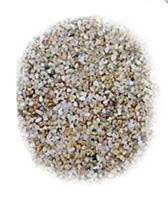 White coral number 3 aquarium gravel, substrate