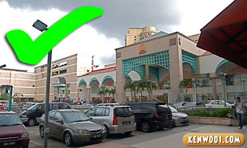 1 utama shopping mall