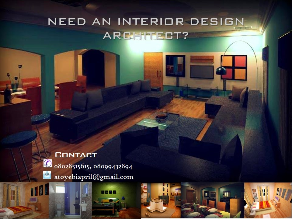 Need an Interior Design Architect?