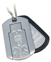 Medical Alert Bracelet Usb6