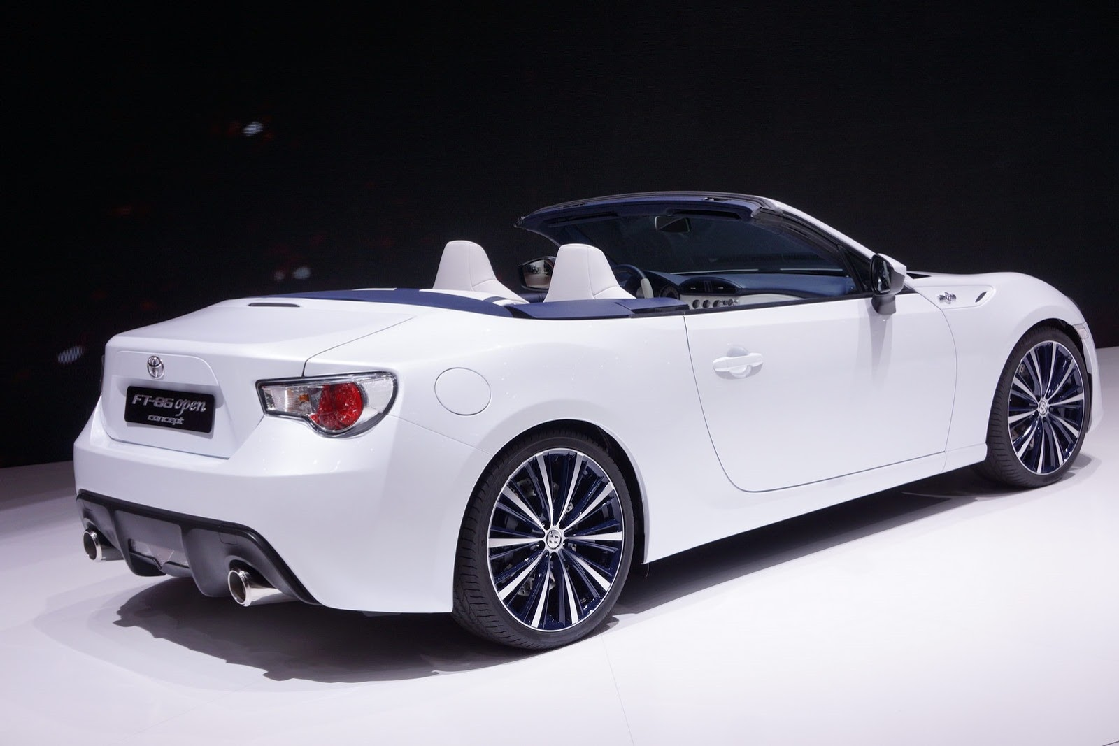 Scion Boss Says FR-S Convertible and Turbo Engine Not Happening | Carscoops