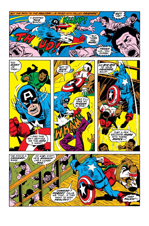 Captain America (1968) Issue #154 #68 - English 12