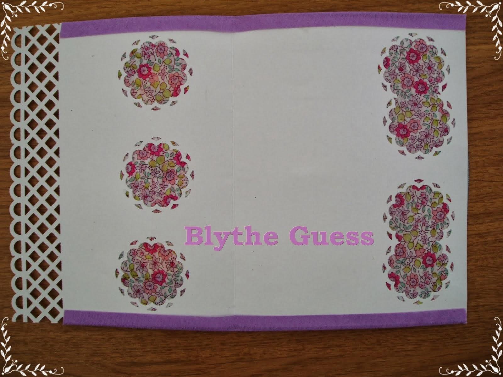 Blythe Guess