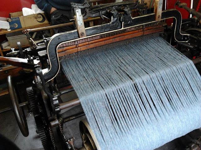 Ręczny warsztat tkacki