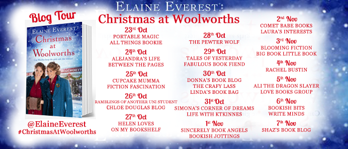 Christmas At Woolworths Blog Tour
