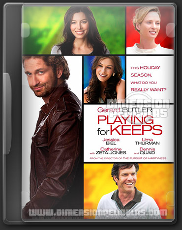Playing for Keeps (DVDRip Español Latino) (2012)
