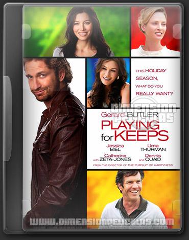 Playing for Keeps (DVDRip Ingles Subtitulada) (2012)
