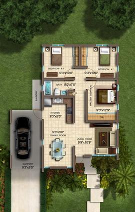 Planos de casas modelos y dise os de casas noviembre 2012 for Fachada minimalista una planta