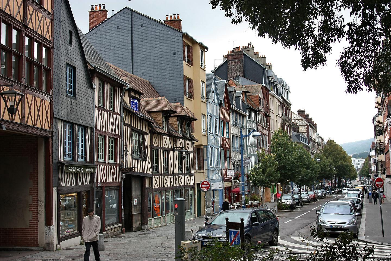 Rouen France  city photos : TOP WORLD TRAVEL DESTINATIONS: Rouen, France