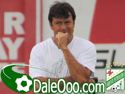 Oriente Petrolero - Erwin Platiní Sánchez - Club Oriente Petrolero