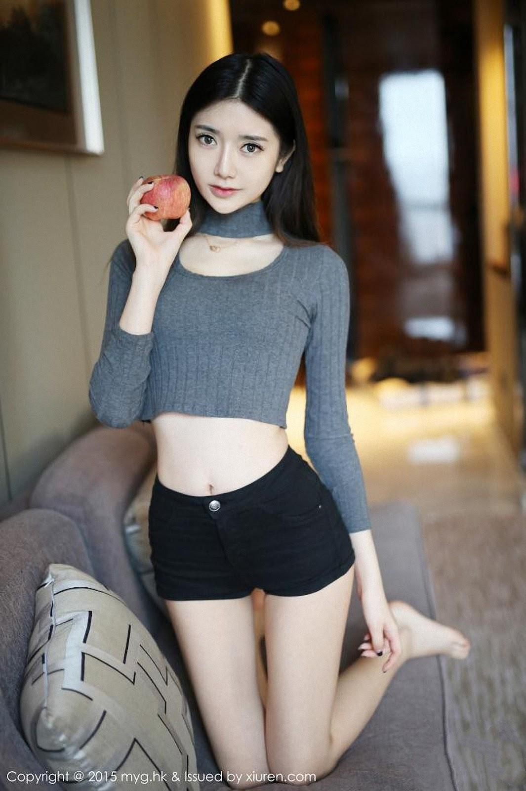 11 - Sexy Girl Model MYGIRL VOL.119