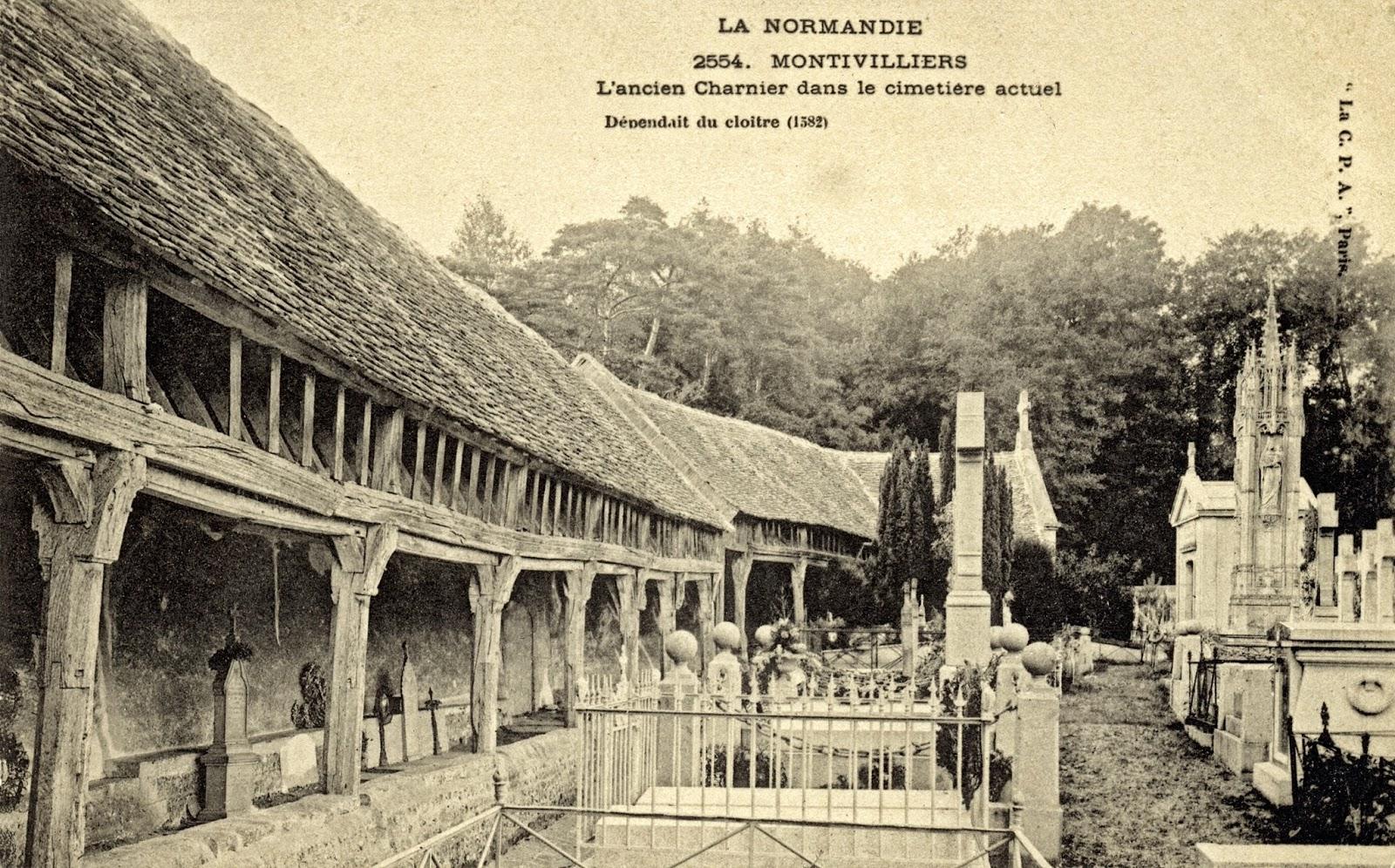 Carte postale du début du XXe siècle