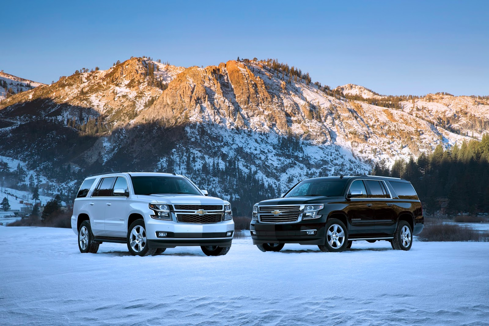 Increased Gas Mileage for 2015 Chevy SUVs