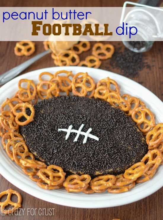 """""""Football Foods"""" for Super Bowl Sunday"""